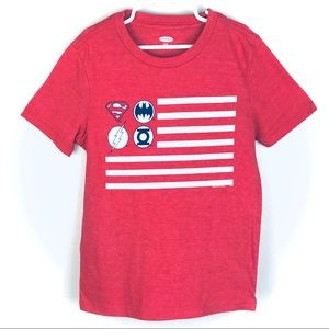 Children's Old Navy Marvel superheroes shirt